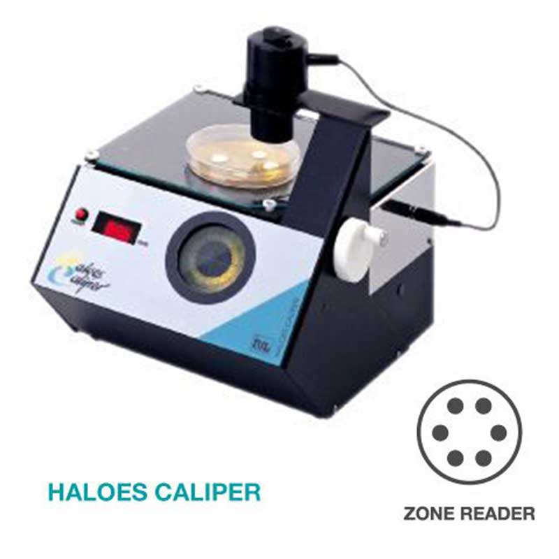 HALOES CALIPER - ZONE READER - Maja Bintang Indonesia